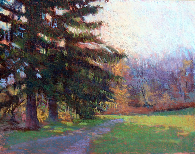 2009 Renaissance In Pastel Award Winners Connecticut Pastel Society