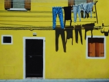 "<h5>Pastel Society of West Coast Award</h5><p>Lisa Cunningham: ""Laundry Day Burano""</p>"