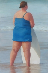 <h5>Pastel Society of West Coast Award</h5><p>Truro, by Linda Armstrong</p>