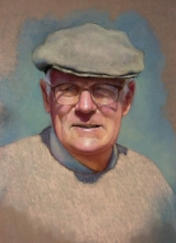 <h5>Walter Foster Award</h5><p>Reilly, by Terence McManus </p>