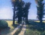 <h5>Allied Artists of America Award</h5><p>Country Road, by Rita Agron</p>