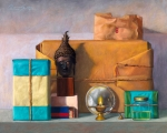 <h5>Pastel Society of New Hampshire Award</h5><p>Peter Seltzer: Secrets</p>