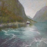 <h5>HK Holbein, Inc. Merchandise Award of Excellence</h5><p>Elizabeth A Rhoades: <br /> Passing Fjords</p>
