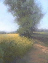<h5>Pastel Premier Paper Award</h5><p>Kate Bergquist: <br /> Along The Fenceline</p>