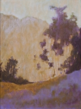 <h5>French Canvas Award</h5><p>Julie Friedman: <br /> Mountain View</p>