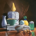 <h5>Hunter Editions Award of Excellence</h5><p>Jeanne Sturim: Favorite Objects </p>
