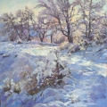 <h5>Pastel Society of New Hampshire Award</h5><p>Kathryn Fehlig: A Glimmer of Warmth</p>